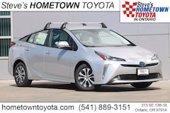 New 2021 Toyota Prius XLE Hatchback For Sale in Ontario, OR