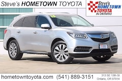 Used 2015 Acura MDX 3.5L Technology Package (A6) SUV For Sale in Ontario, OR