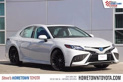new 2022 Toyota Camry Hybrid XSE Sedan For Sale in Ontario, OR