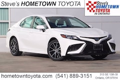 New 2021 Toyota Camry SE Sedan For Sale in Ontario, OR
