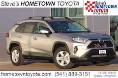 New 2021 Toyota RAV4 XLE SUV For Sale in Ontario, OR