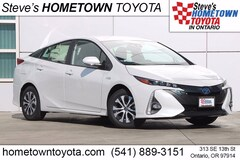 New 2021 Toyota Prius Prime Limited Hatchback For Sale in Ontario, OR