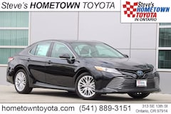 New 2020 Toyota Camry Hybrid XLE Sedan For Sale in Ontario, OR