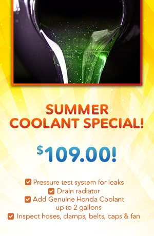 Summer Coolant Special