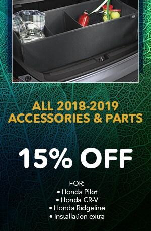 Accessories & Parts Specials