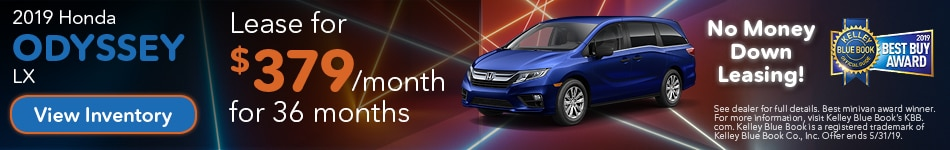 May 2019 Odyssey Lease