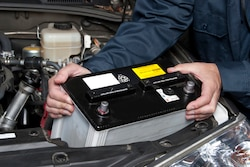ALERT! Cold Weather Ahead! Free battery check!