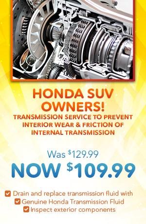 Honda SUV Owners