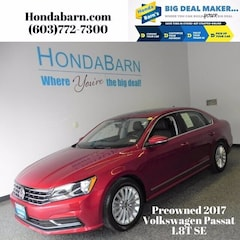 Used 2017 Volkswagen Passat 1.8T SE Sedan for sale in Stratham, NH