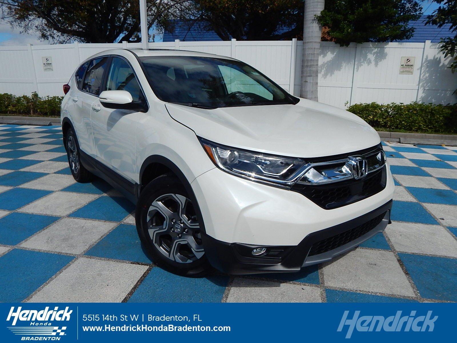 2019 Honda CR-V EX-L SUV