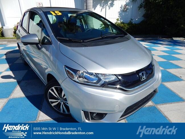 2015 Honda Fit EX HB CVT EX