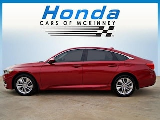 2018 Honda Accord LX 1.5T CVT Sedan McKinney