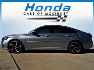 2019 Honda Accord Sport 1.5T CVT Sedan McKinney