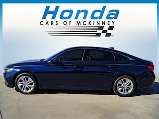 New 2019 Honda Accord LX 1.5T CVT Sedan for sale in McKinney