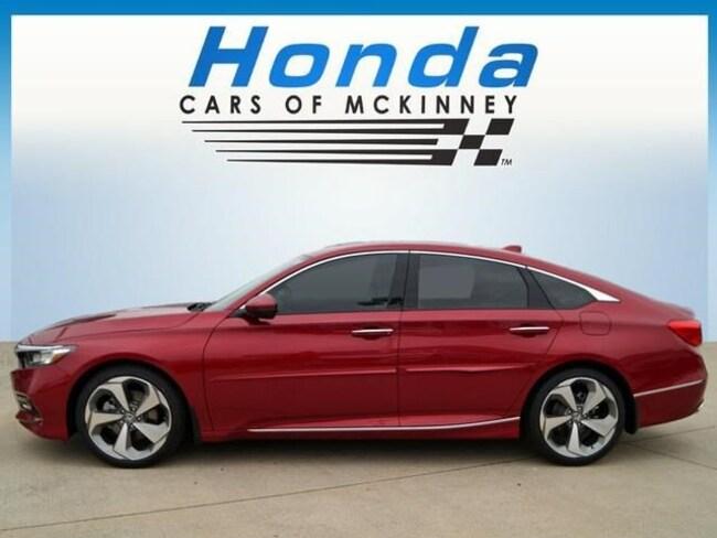 2018 Honda Accord Touring 1.5T CVT Sedan