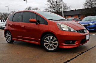 2012 Honda Fit Sport Hatchback
