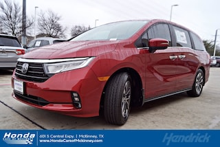 New 2022 Honda Odyssey EX-L Auto Minivan for sale in McKinney