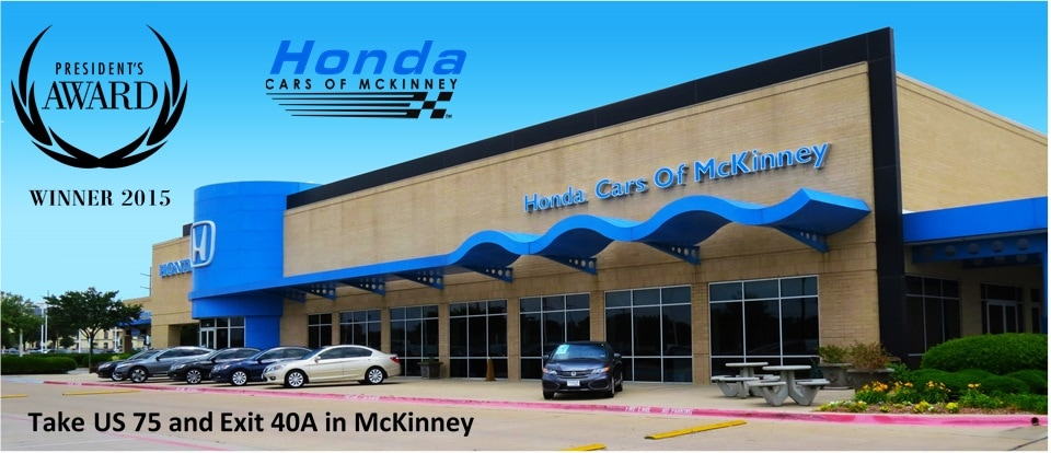 about honda cars of mckinney texas honda dealer