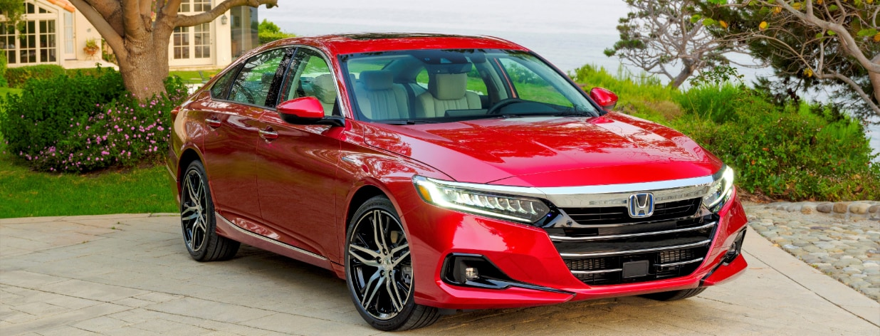 New Honda Accord Hybrid in McKinney