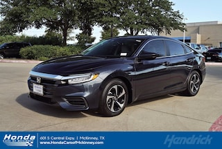 New 2021 Honda Insight EX CVT Sedan for sale in McKinney