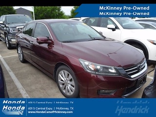 2015 Honda Accord EX-L Sedan McKinney