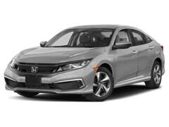 2019 Honda Civic LX Manual Sedan