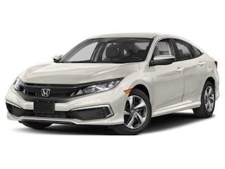 2019 Honda Civic LX CVT Sedan McKinney