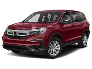 New 2019 Honda Pilot LX 2WD SUV for sale in McKinney
