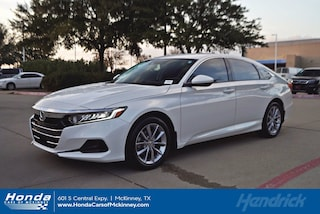 New 2021 Honda Accord LX 1.5T CVT Sedan for sale in McKinney