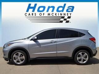 2018 Honda HR-V LX 2WD CVT SUV McKinney