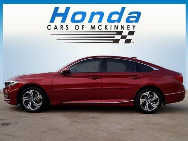 2018 Honda Accord EX-L 2.0T Auto Sedan