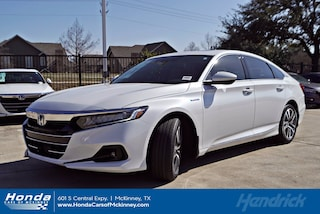 New 2021 Honda Accord Hybrid EX Sedan for sale in McKinney