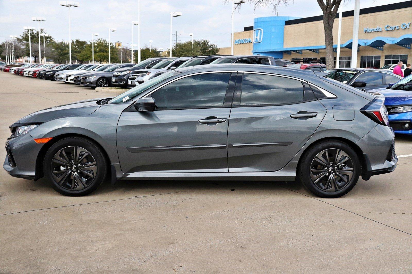 2019 Honda Civic EX CVT Hatchback
