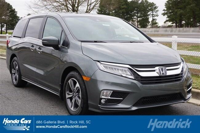 New 2019 Honda Odyssey Touring Minivan for sale in Rock Hill, SC