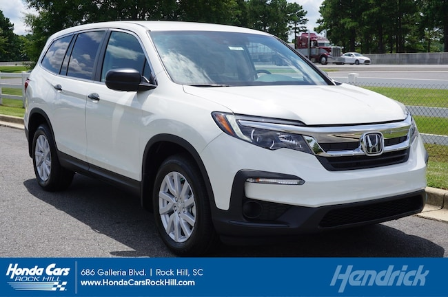 New 2019 Honda Pilot LX SUV for sale in Rock Hill, SC