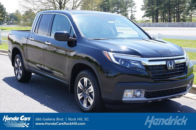 New 2019 Honda Ridgeline RTL-E AWD Pickup for sale in Rock Hill, SC