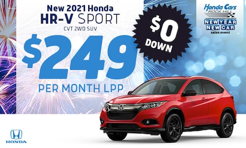 New HR-V LPP Offer