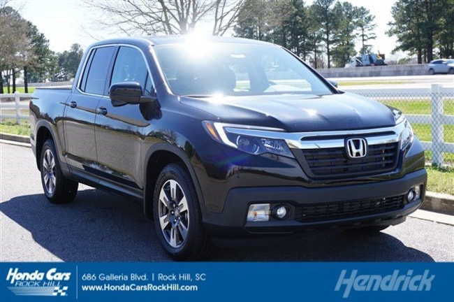 New 2019 Honda Ridgeline RTL-T Pickup for sale in Rock Hill, SC