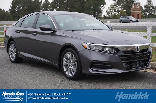 New 2019 Honda Accord LX 1.5T Sedan for sale in Rock Hill, SC