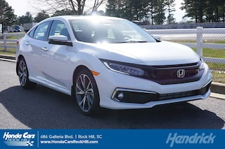 New 2019 Honda Civic Sedan Touring Sedan 80857 for sale in Rock Hill, SC