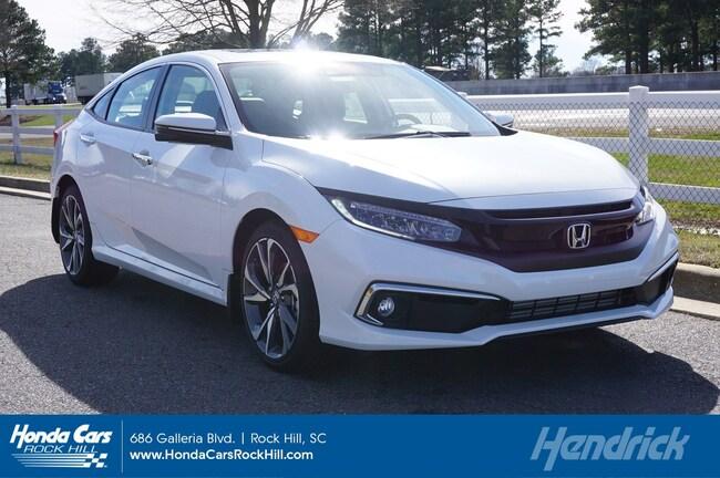 New 2019 Honda Civic Sedan Touring Sedan for sale in Rock Hill, SC