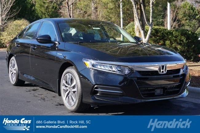 New 2019 Honda Accord Hybrid Sedan Sedan for sale in Rock Hill, SC