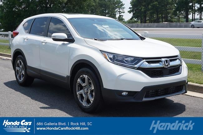 New 2019 Honda CR-V EX SUV for sale in Rock Hill, SC