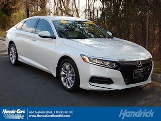 New 2019 Honda Accord LX 1.5T Sedan 81565 for sale in Rock Hill, SC
