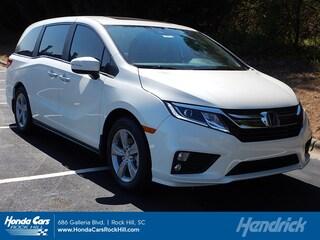New 2019 Honda Odyssey EX-L Minivan 81394 for sale in Rock Hill, SC