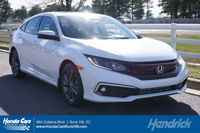 New 2019 Honda Civic EX Sedan for sale in Rock Hill, SC