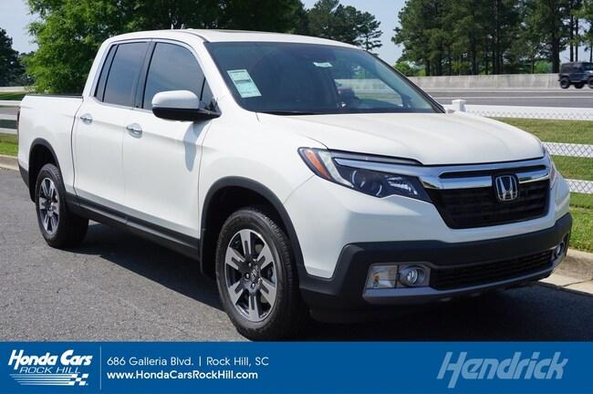 New 2019 Honda Ridgeline RTL-E Pickup for sale in Rock Hill, SC