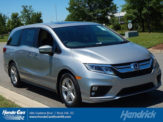 New 2019 Honda Odyssey EX-L Minivan for sale in Rock Hill, SC