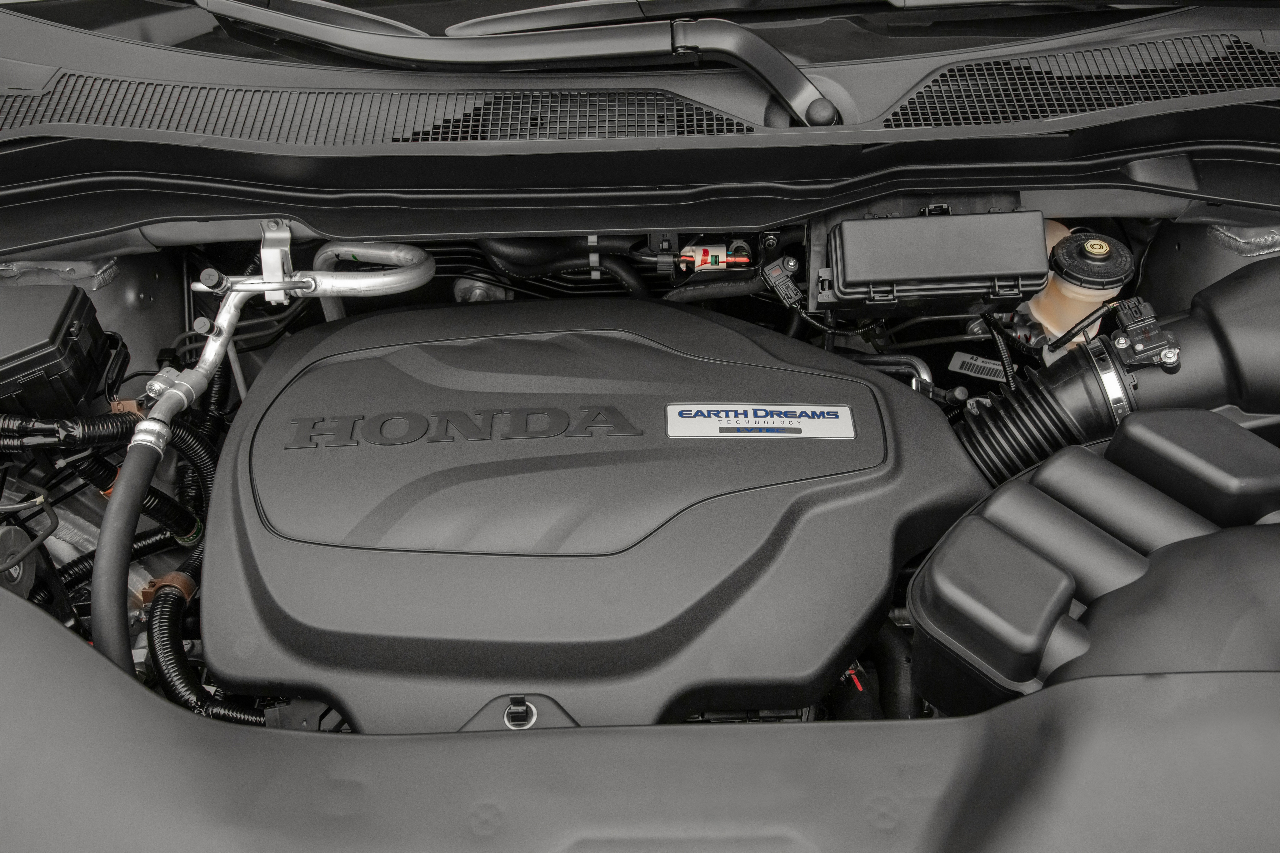 2020 Honda Passport Engine