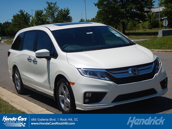New 2019 Honda Odyssey Ex L Auto For Sale In Rock Hill Sc Near